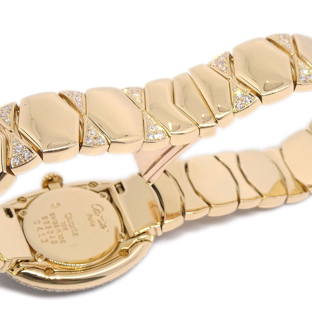 Cartier BAIGNOIRE 0413 Ladies Quartz Wristwatch