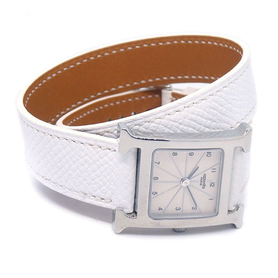 HERMES H Watch HH1.210 Ladies Quartz Wristwatch Watch