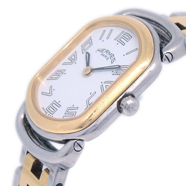 HERMES Rallye RA1.220 Ladies Quartz Wristwatch Watch