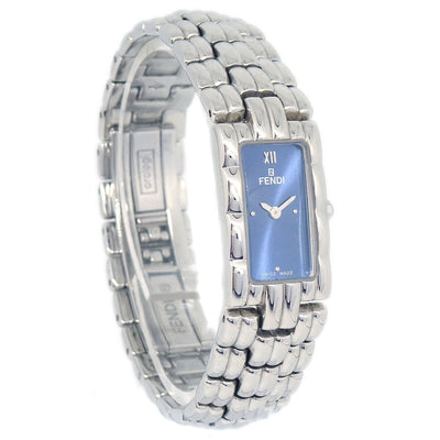 FENDI 660L Ladies Quartz Wristwatch Watch Stainless steel