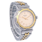 HERMES Captain Nemo Ladies Quartz Wristwatch Watch Stainless steel