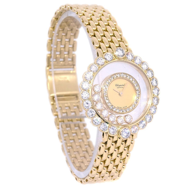 Chopard Happy Diamonds 4066 Ladies Quartz Wristwatch
