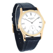 PATEK PHILIPPE CALATRAVA 3796/D Mens Self-winding Wristwatch