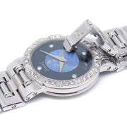 PIAGET Dancer 80564K81 Ladies Quartz Wristwatch WG750 4PD Diamond Bezel