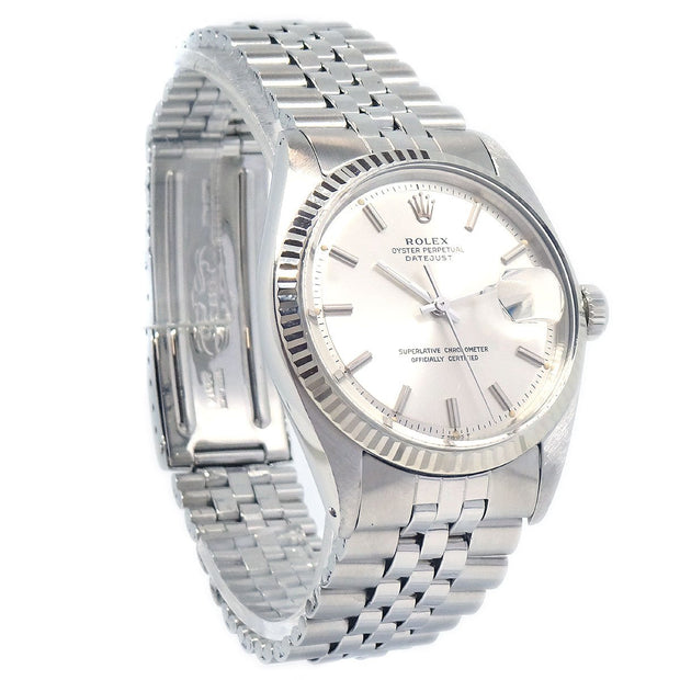 ROLEX OYSTER PERPETUAL DATEJUST Ref.1601 Mens Self-winding Wristwatch