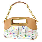 LOUIS VUITTON JUDY PM 2WAY HAND SHOULDER BAG MONOGRAM MULTI-COLOR M40257