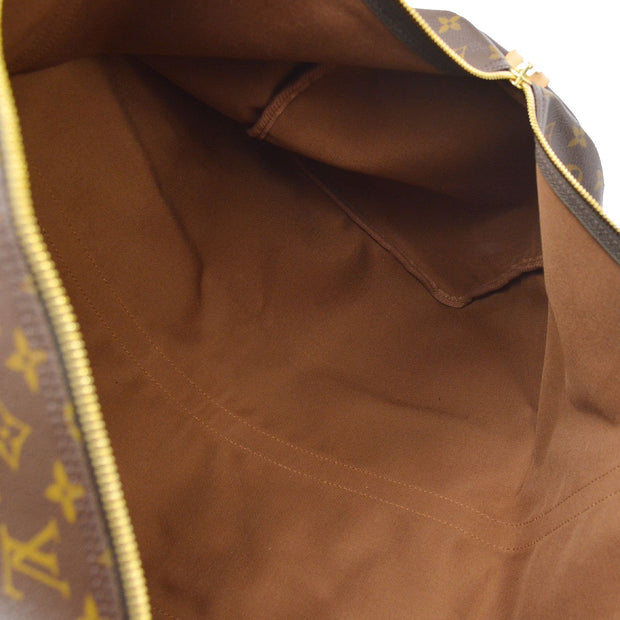 LOUIS VUITTON Duffle KEEPALL 60 TRAVEL HAND BAG MONOGRAM M41422