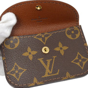 LOUIS VUITTON CEINTURE POCHETTE BELT BUM BAG MONOGRAM M6933U