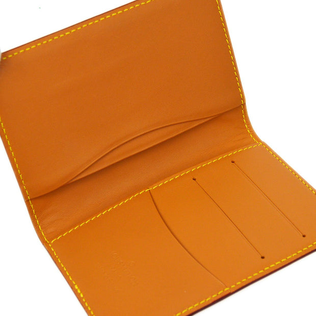 LOUIS VUITTON ORGANIZER DU POSH CARD CASE NOMADE M85011