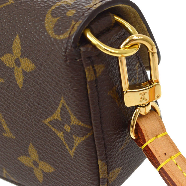 LOUIS VUITTON POCHETTE LAGOON SUNGLASSES CASE MONOGRAM M60008