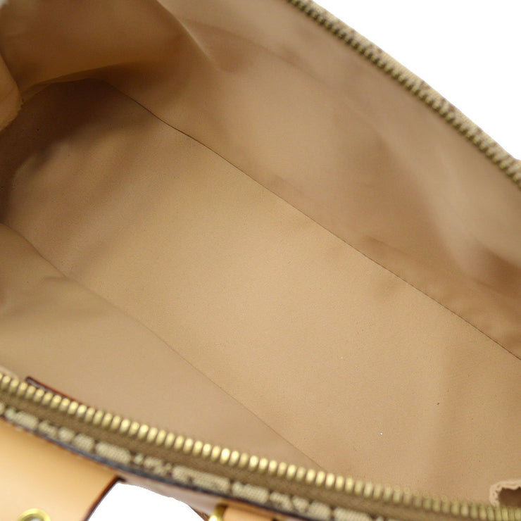 Christian Dior Street chic Trotter Hand Bag Beige