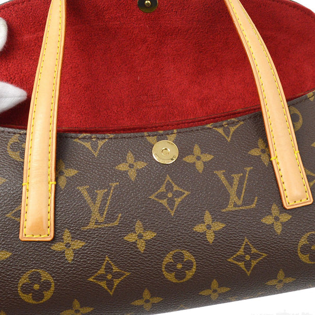 LOUIS VUITTON SONATINE HAND BAG MONOGRAM M51902