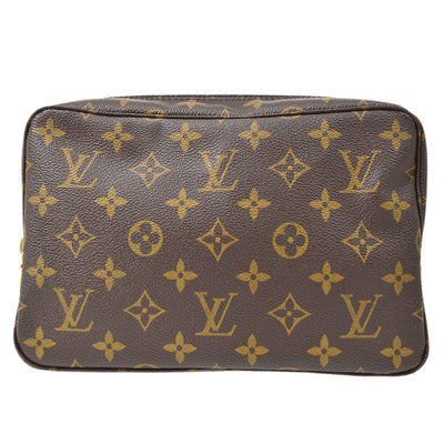 LOUIS VUITTON TROUSSE TOILETTE 23 COSMETIC POUCH MONOGRAM M47524