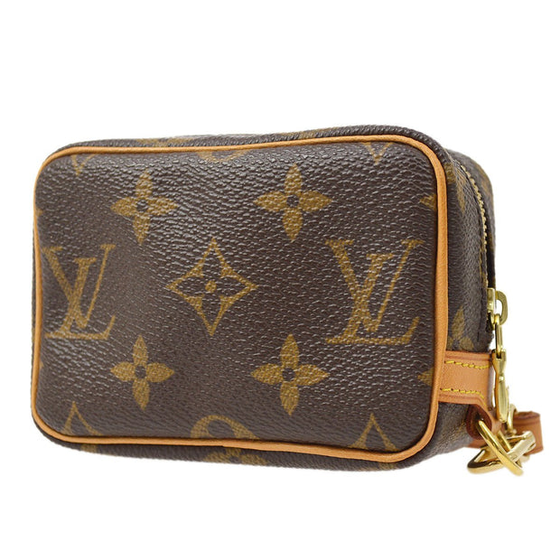 LOUIS VUITTON TROUSSE WAPITY POUCH MONOGRAM M58030