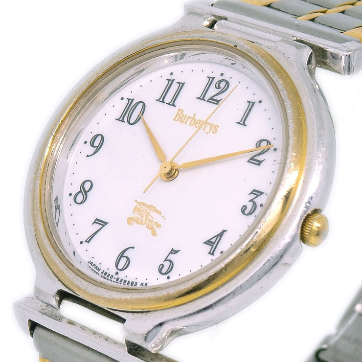 Burberrys 2830-266790Y Ladies Quartz Wristwatch Watch Stainless steel
