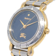 Burberrys 4630-E60809 Y Ladies Quartz Wristwatch Watch Stainless steel