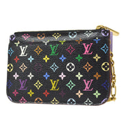 LOUIS VUITTON POCHETTE CLES COIN CASE MULTICOLOR M60279