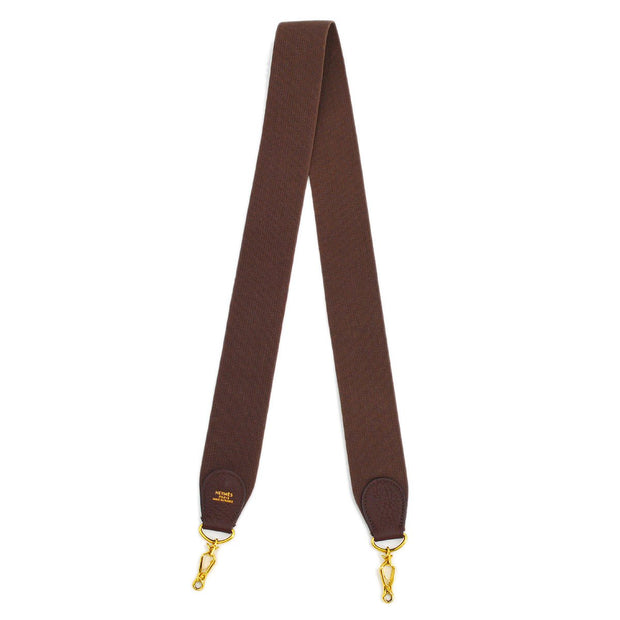 HERMES Shoulder Strap For Evelyn Brown Traurillon Clemence Small Good
