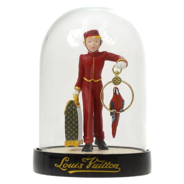 LOUIS VUITTON SNOW DOME PAGE BOY 2012 Small Good