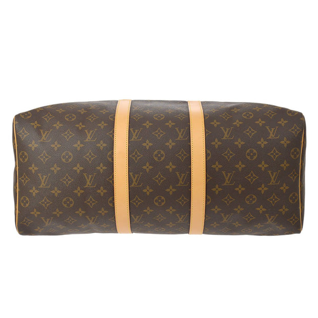 LOUIS VUITTON Duffle KEEPALL 50 TRAVEL HAND BAG MONOGRAM M41426