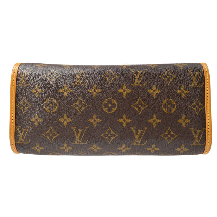 LOUIS VUITTON POPINCOURT HAUT HAND BAG MONOGRAM M40007