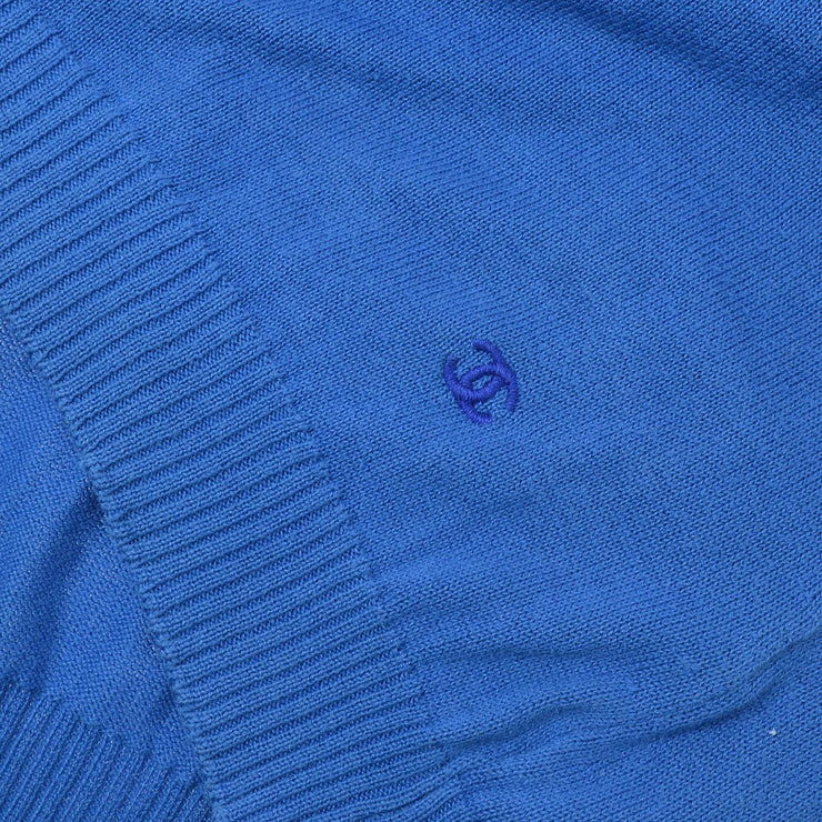 CHANEL #M T-Shirt Blue