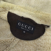 GUCCI Coat Brown #48