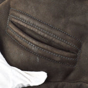 GUCCI Duffle Coat Brown #50