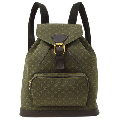 LOUIS VUITTON MONTSOURIS GM BACKPACK BAG MONOGRAM MINI M92456