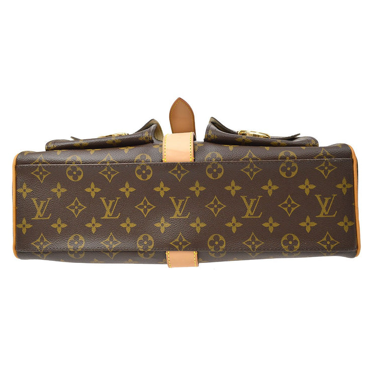 LOUIS VUITTON MANHATTAN GM HAND BAG MONOGRAM M40025