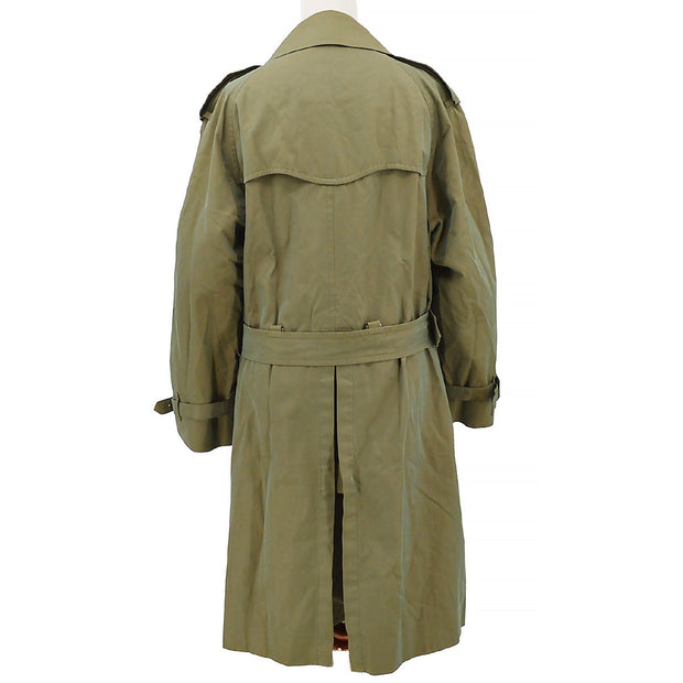 Burberry Trench Coat Khaki #L