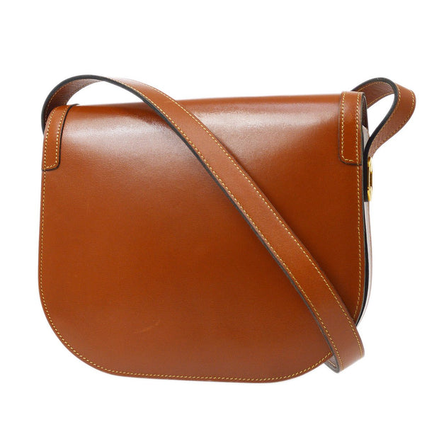 Christian Dior Shoulder Bag Brown