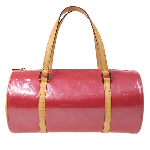 LOUIS VUITTON VERNIS BEDFORD HAND BAG FRAMBOISE PATENT M9133F