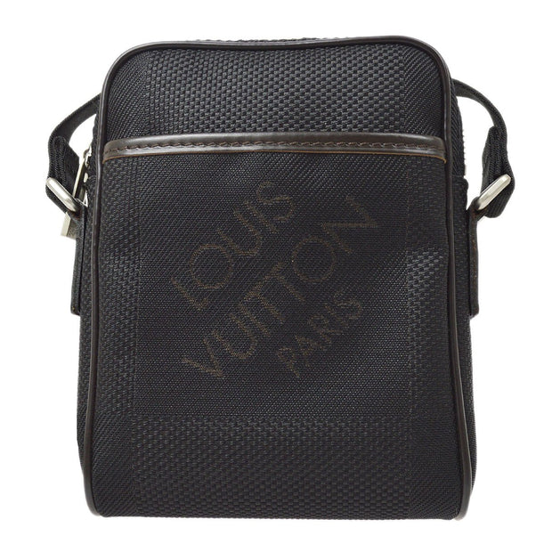 LOUIS VUITTON MINI CITADIN SHOULDER BAG BLACK DAMIER GEANT M93622