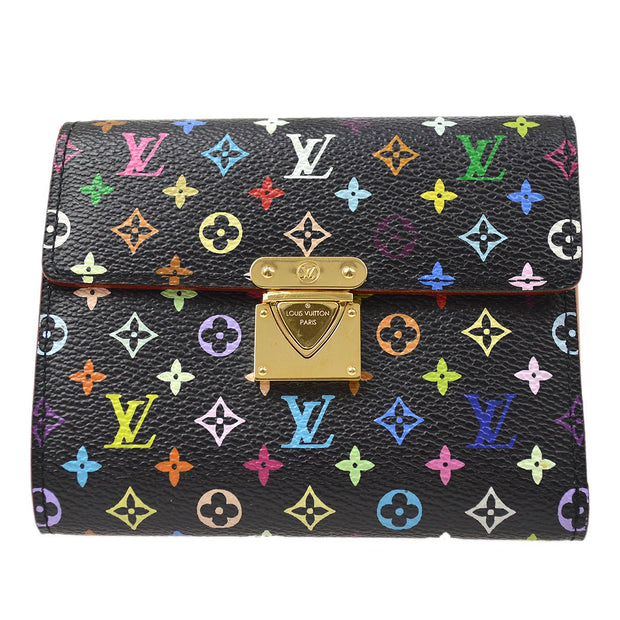 LOUIS VUITTON PORTEFEUILLE KOALA TRIFOLD WALLET MULTICOLOR M58015