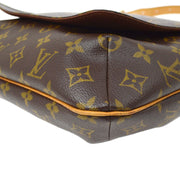 LOUIS VUITTON MUSETTE SHOULDER BAG MONOGRAM M51256