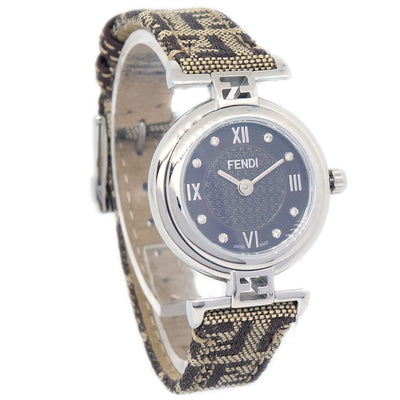 FENDI 2700L Ladies Quartz Wristwatch Stainless steel