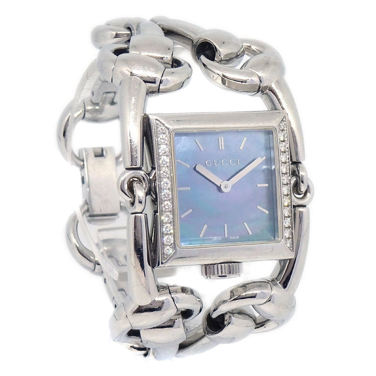 GUCCI Signoria 116.3 Ladies Quartz Stainless steel