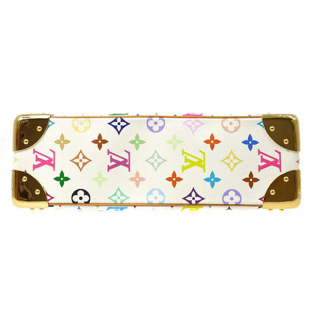 LOUIS VUITTON BOULOGNE SHOULDER BAG PURSE MONOGRAM MULTI-COLOR M92660