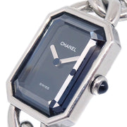 CHANEL Premiere #L Ladies Quartz Wristwatch Watch Stainless steel