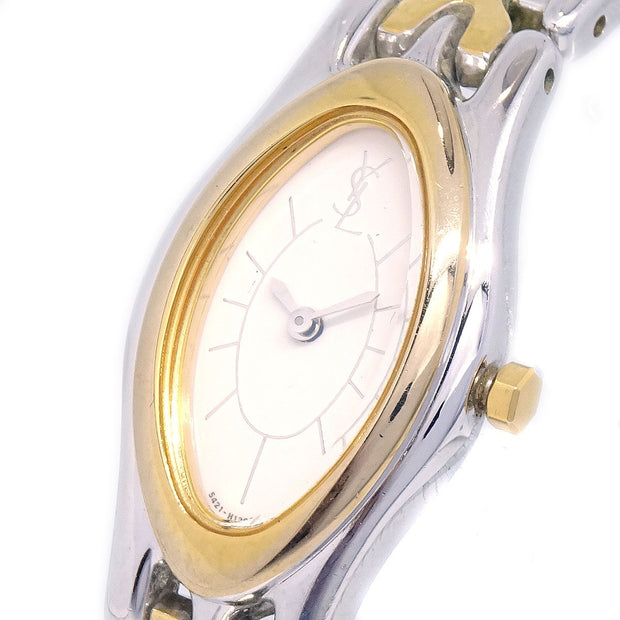 YVES SAINT LAURENT 5421-H08134YO Ladies Quartz Wristwatch Watch Stainless steel