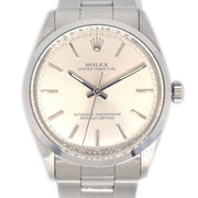 ROLEX OYSTER PERPETUAL Ref.1003 Mens Self-winding Wristwatch Watch Stainless steel