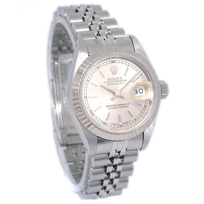 ROLEX OYSTER PERPETUAL DATEJUST Ref.69174 Ladies Self-winding Wristwatch Watch