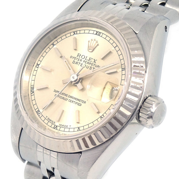 ROLEX OYSTER PERPETUAL DATEJUST Ref.69174 Ladies Self-winding Watch