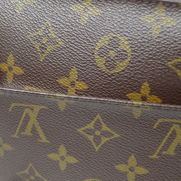 LOUIS VUITTON ORSAY CLUCTH HAND BAG MONOGRAM M51790