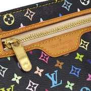 LOUIS VUITTON POCHETTE MM COIN PURSE WALLET MULTI-COLOR M60031
