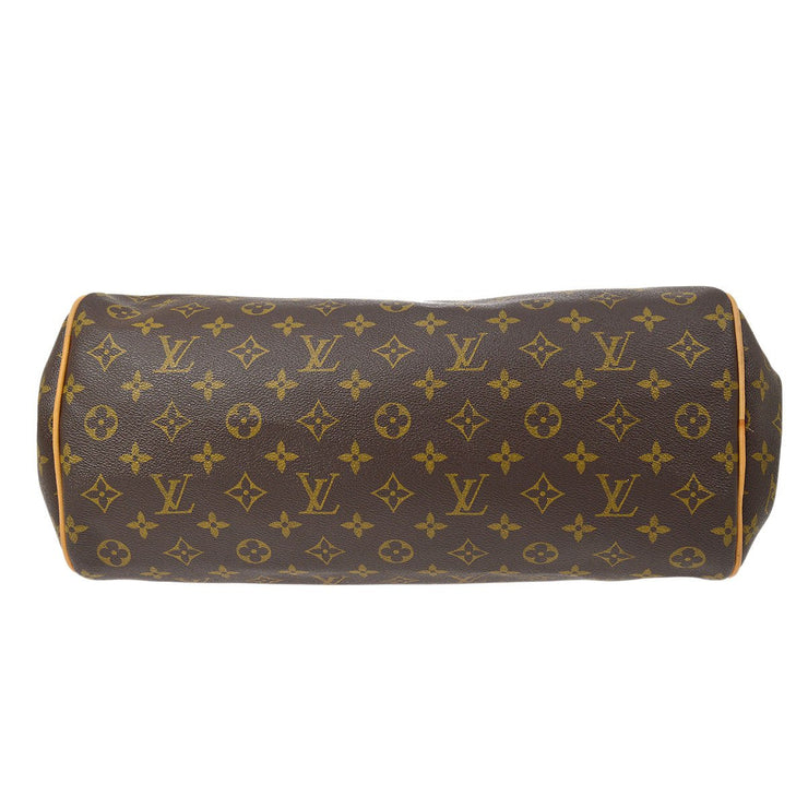 LOUIS VUITTON MONTORGUEIL GM HAND BAG MONOGRAM M95566