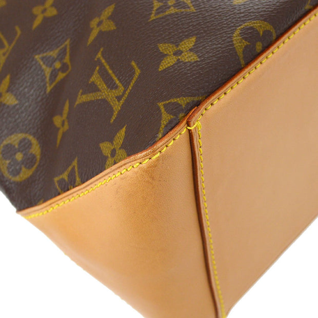 LOUIS VUITTON CABAS PIANO SHOULDER TOTE BAG MONOGRAM M51148