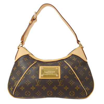 LOUIS VUITTON THAMES PM HOBO HAND BAG MONOGRAM M56384