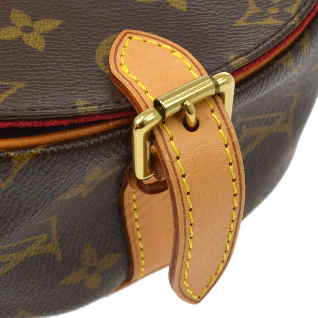 LOUIS VUITTON TAMBOURAN SHOULDER BAG MONOGRAM M51179
